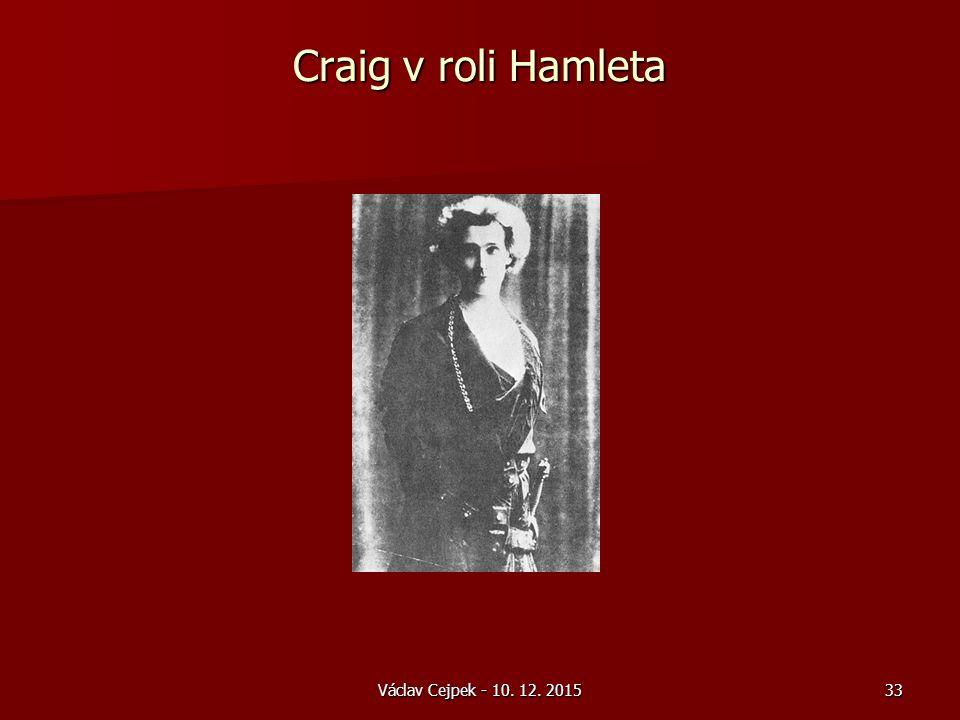 Václav Cejpek - 10. 12. 2015 Craig v roli Hamleta 33