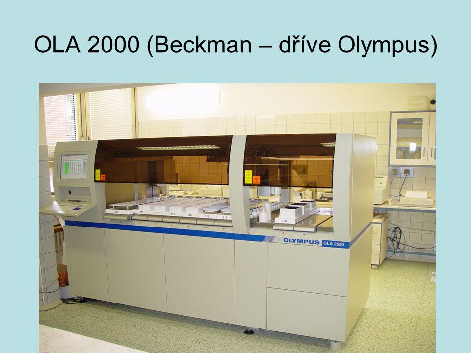 OLA 2000 (Beckman – dříve Olympus)