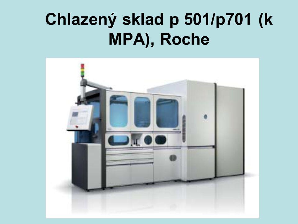 Chlazený sklad p 501/p701 (k MPA), Roche