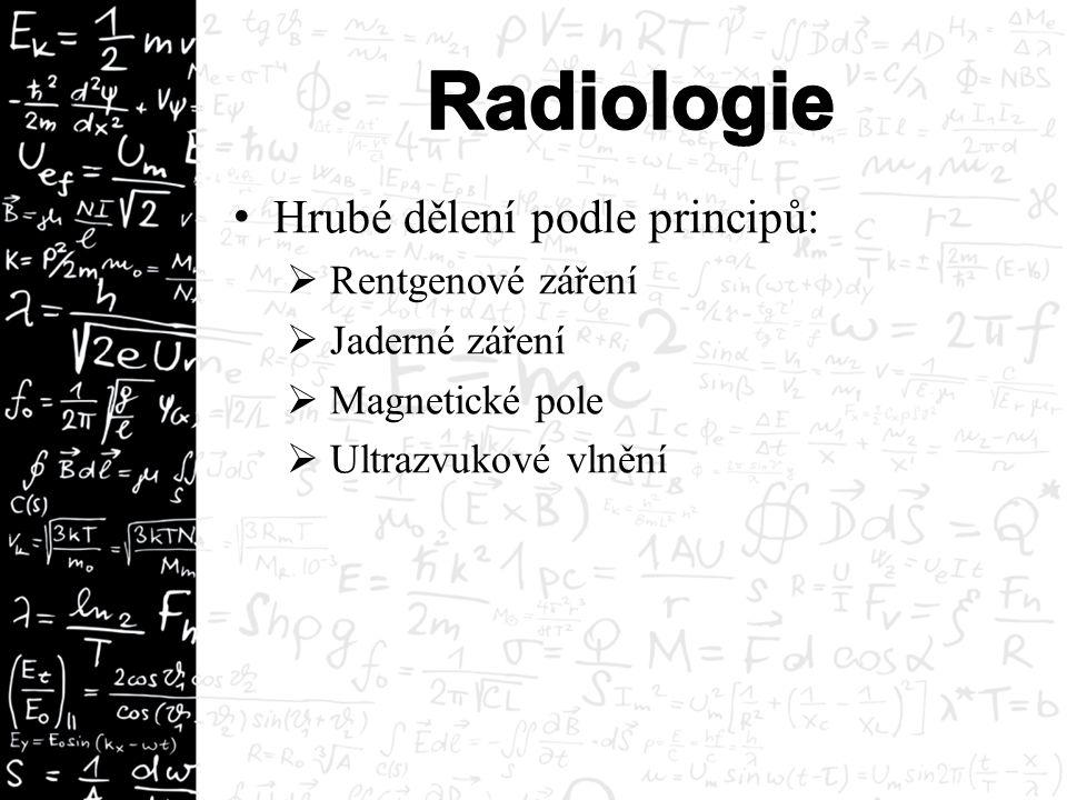 Benedikt Cassen  1951 – Pohybový scintigraf  První přístroj, který zobrazoval scintigraficky distribuci radioaktivity  Od 80.