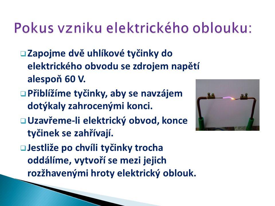  z trubice je částečně vyčerpán vzduch a jsou do ní zataveny dvě elektrody, které připojíme ke zdroji vysokého napětí  v trubici vznikne světélkující elektrický výboj, mezi elektrodami prochází elektrický proud  obsahuje-li trubice nepatrné množství jiného plynu, má elektrický výboj jinou barvu než ve vzduchu  výbojové trubice s barevnými světli znáte z reklamních nápisů, které večer svítí v ulicích