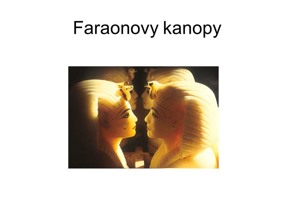 Faraonovy kanopy