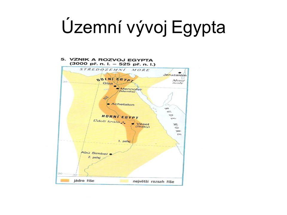 Egypt z vrcholku Nusireovy pyramidy