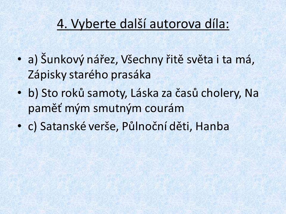 Zdroje: PROKOP, Vladimír.Přehled české literatury 20.