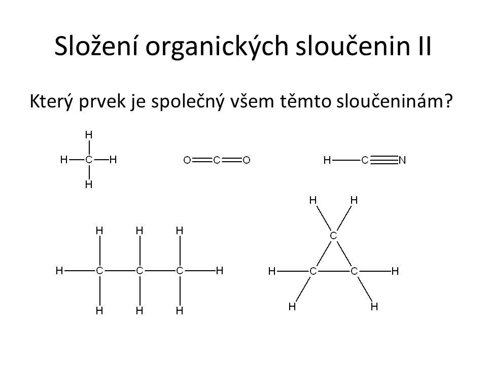 Která kyselina je byť v malém množství obsažena např.