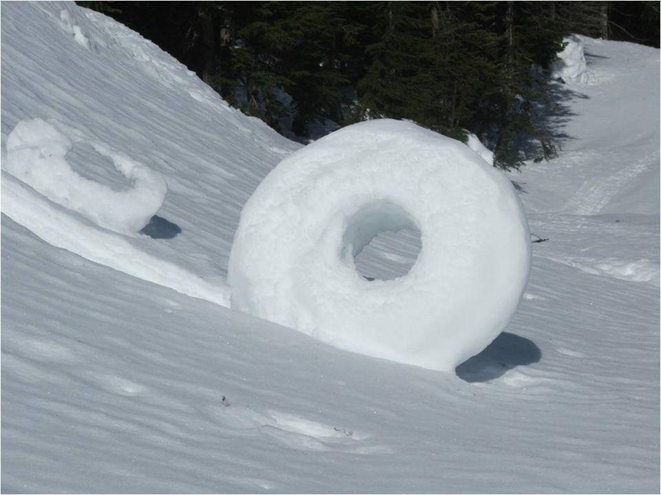 Koulení sněhu