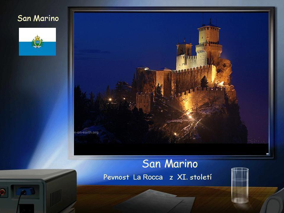San Marino Radnice