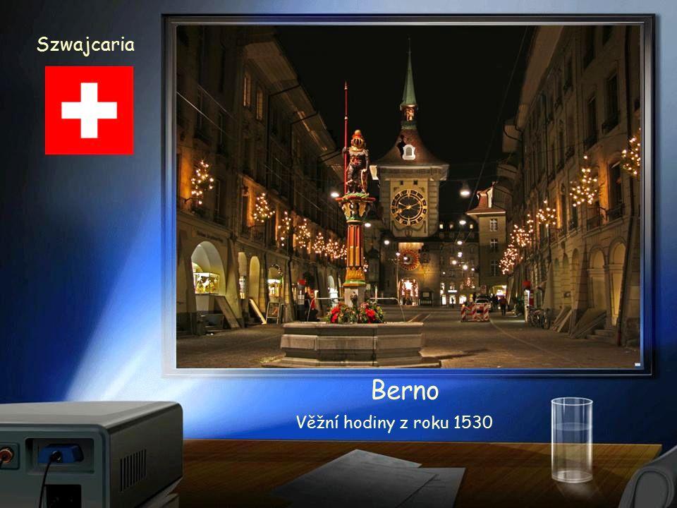 Szwajcaria Švýcarsko Berno - Bern Parlament