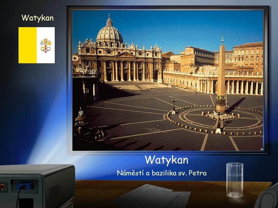 Watykan Watykan Vatikán Náměstí sv. Petra