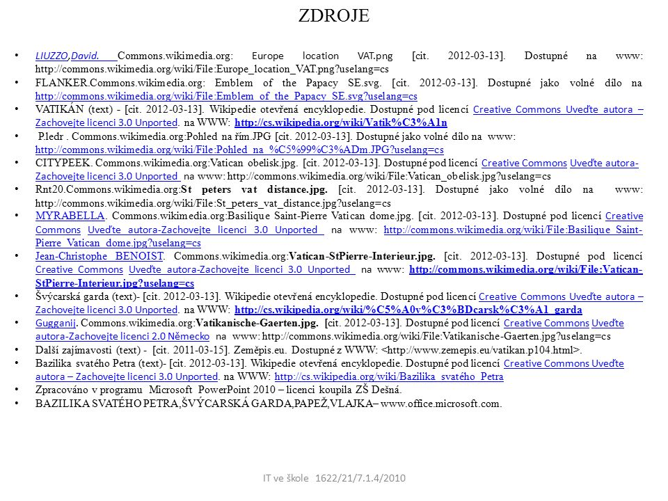 LIUZZO,David.Commons.wikimedia.org: Europe location VAT.png [cit.