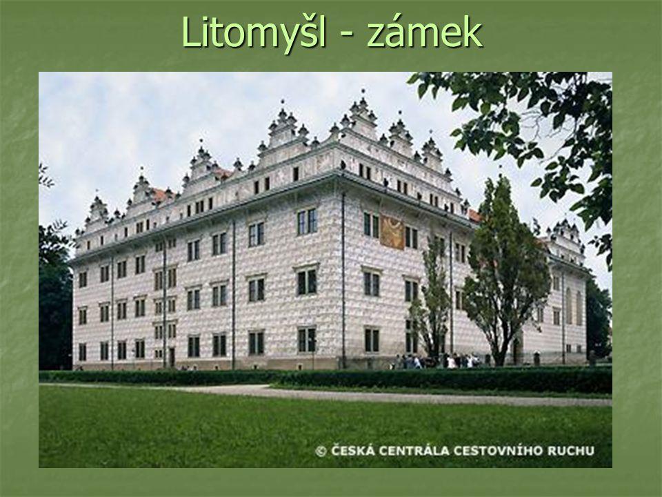 Litomyšl - zámek