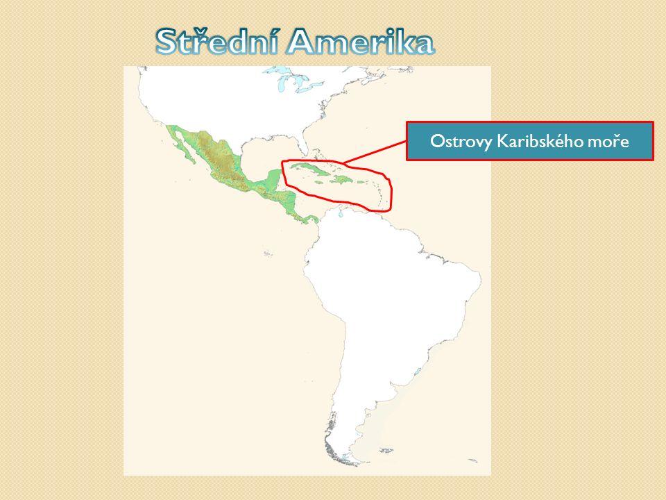 Ostrovy Karibského moře