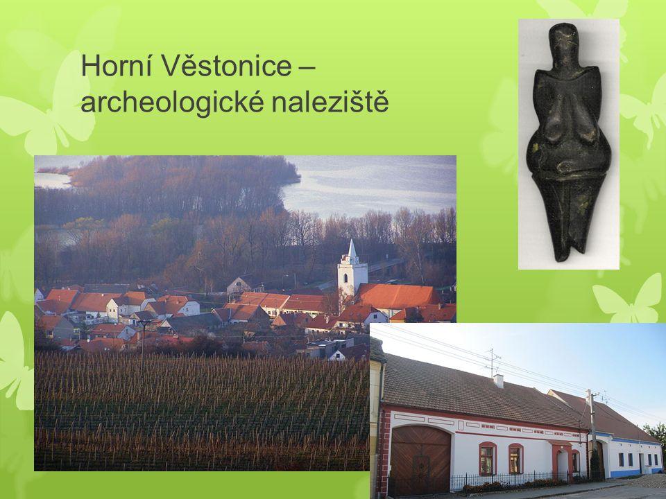 Horní Věstonice – archeologické naleziště