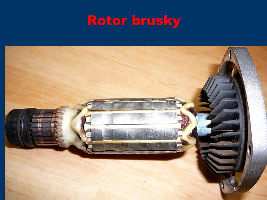 Rotor brusky