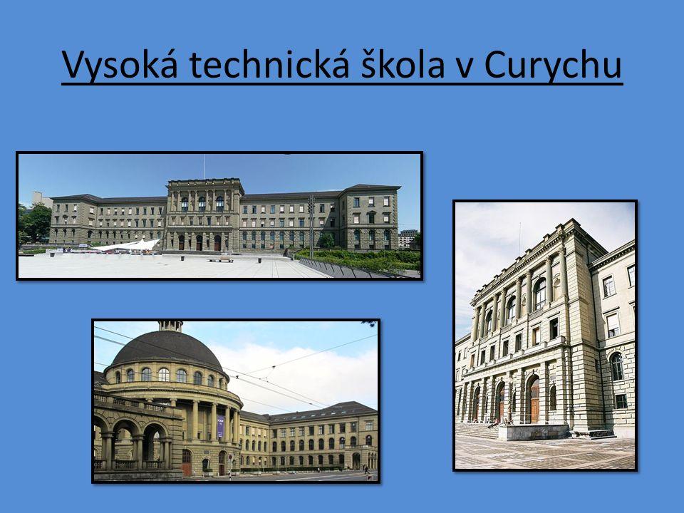 Vysoká technická škola v Curychu