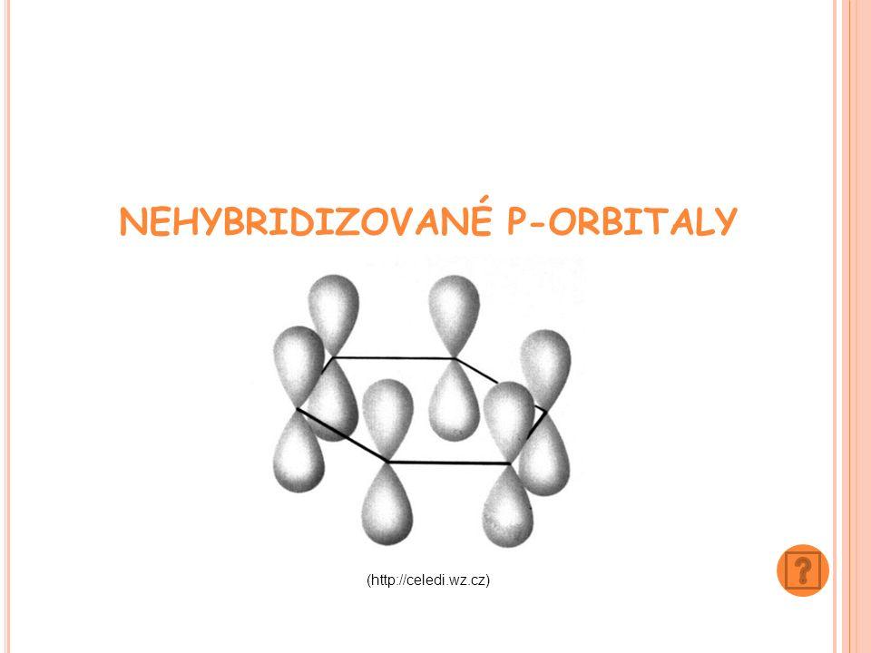 NEHYBRIDIZOVANÉ P-ORBITALY (http://celedi.wz.cz)