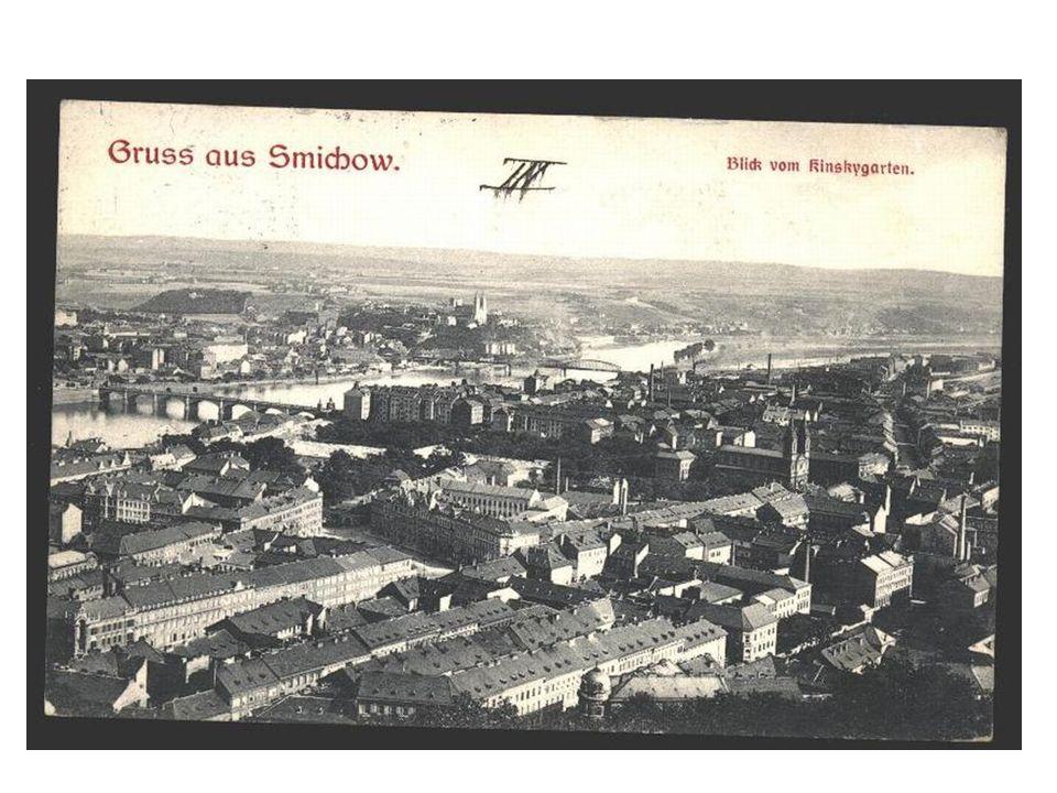 Seznam doporučené literatury Jungmann, Jan.Smíchov: město za Újezdskou branou.