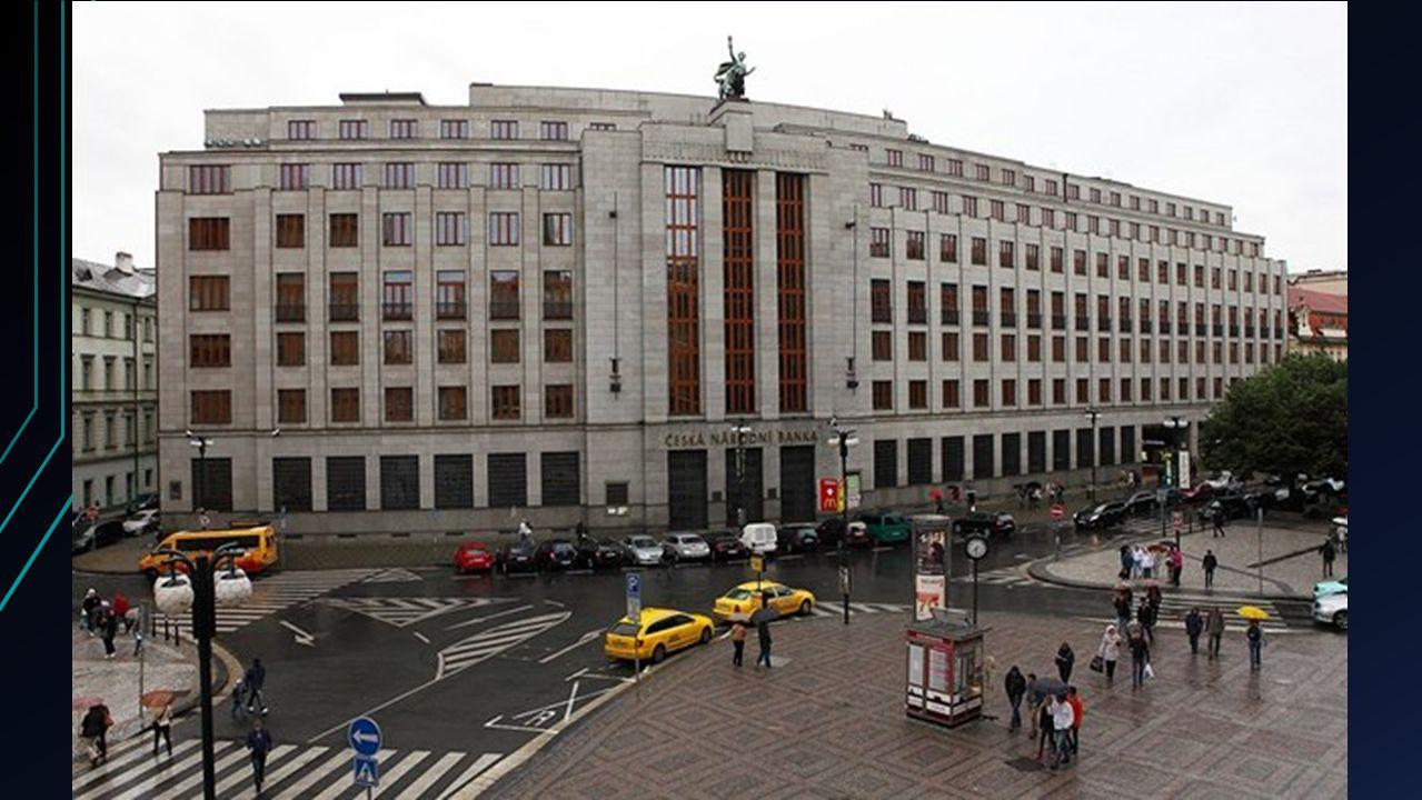 Nejvyšším řídícím orgánem ČNB je sedmičlenná Bankovní rada.
