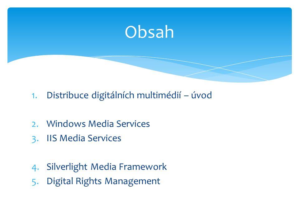 Silverlight Media Framework