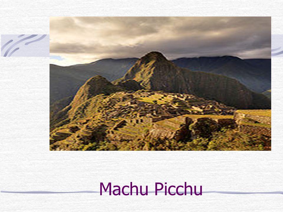 Nejvyšší hora Peru Hlavní město Peru Největší jezero Peru Titicaca
