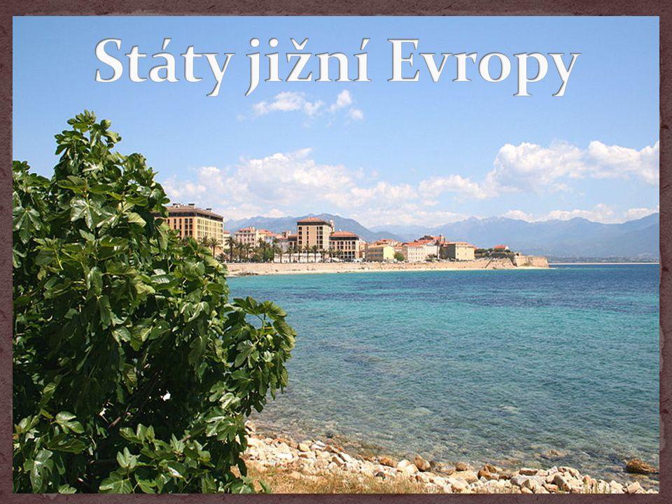 Urči názvy sousedních států 1 2 3 4 Urči názvy moří obklopujících Řecko 1 2 3
