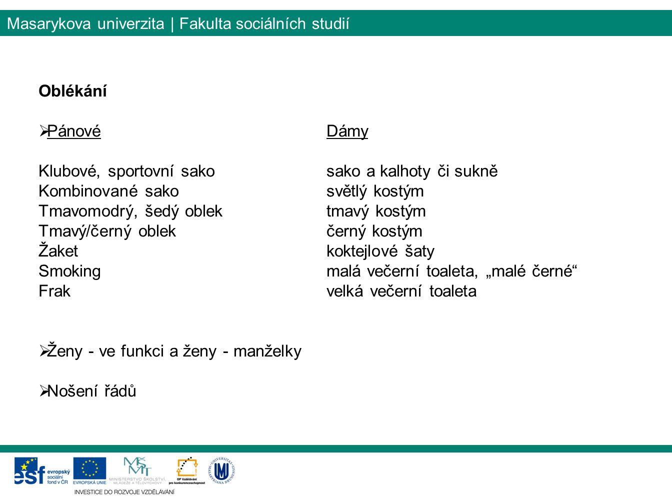 Masarykova univerzita   Fakulta sociálních studií Dary  tradice a vývoj  začátek 21.