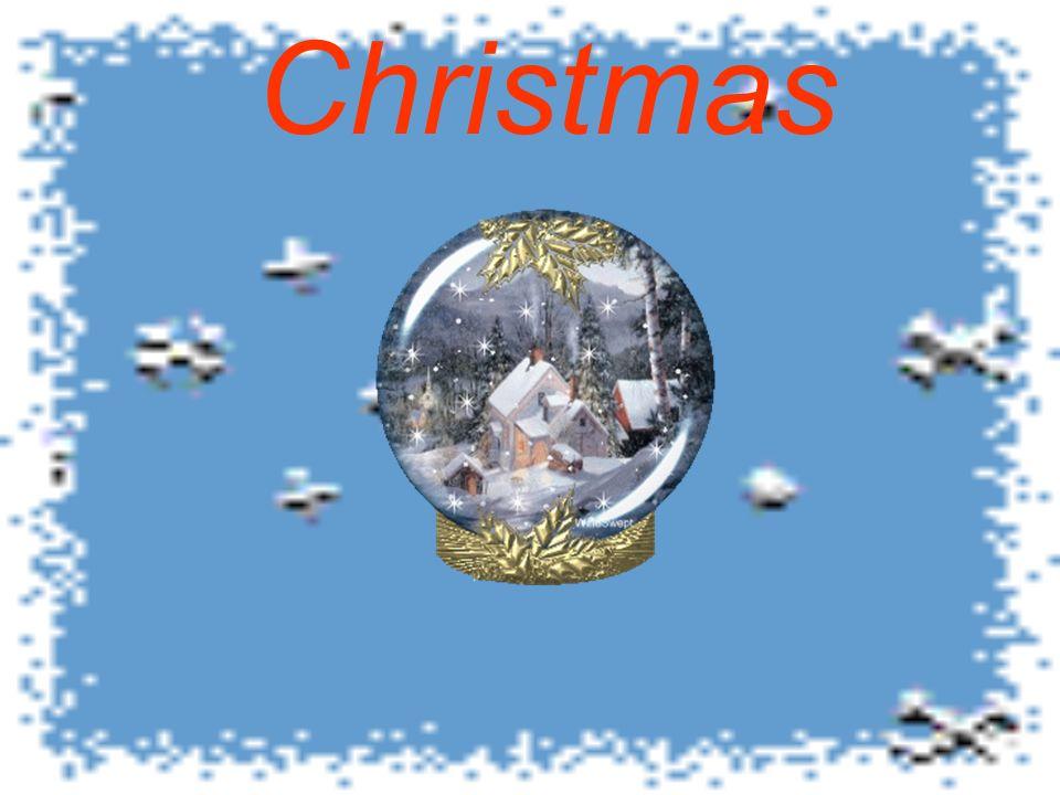 Ve Velké Británii nosí dárky Father Christmas