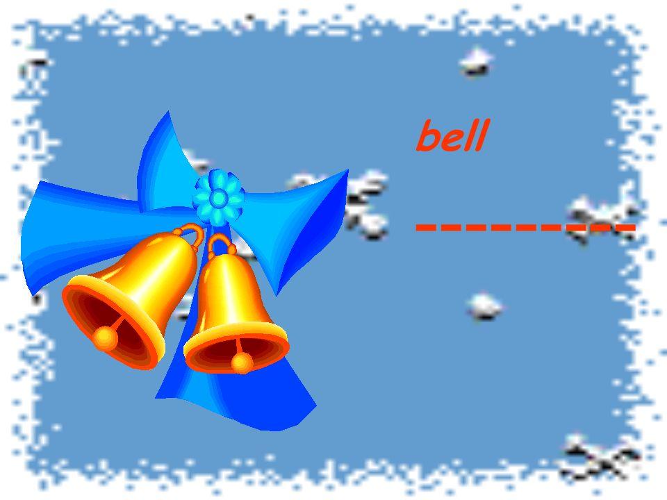 bell ---------