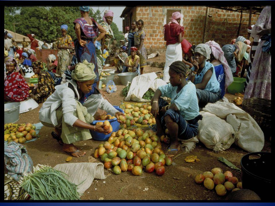 Děti v Africe