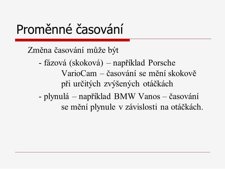 Obrázek 1: Porsche VarioCam
