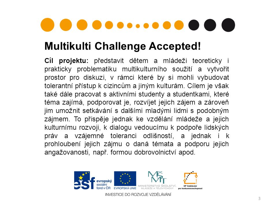 Multikulti Challenge Accepted.