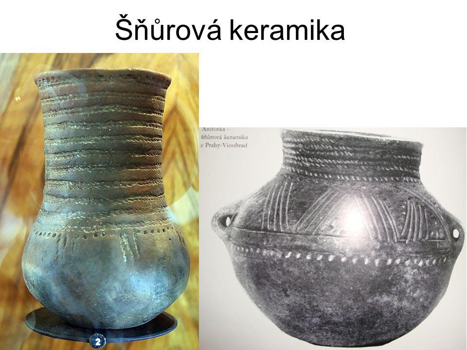 Šňůrová keramika