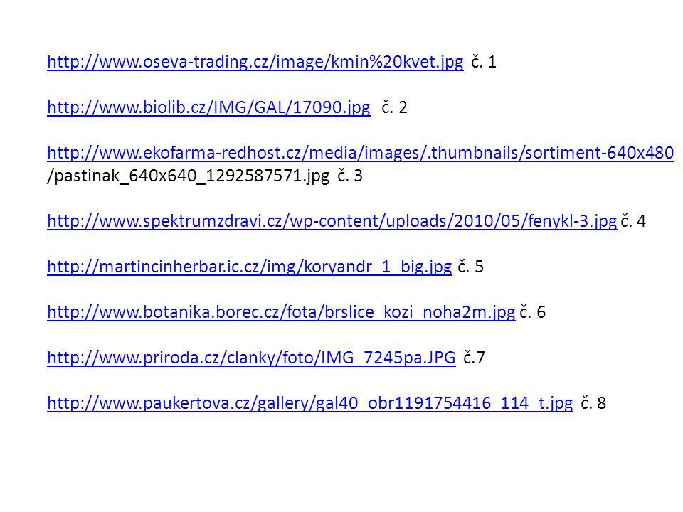 http://www.oseva-trading.cz/image/kmin%20kvet.jpghttp://www.oseva-trading.cz/image/kmin%20kvet.jpg č. 1 http://www.biolib.cz/IMG/GAL/17090.jpghttp://w