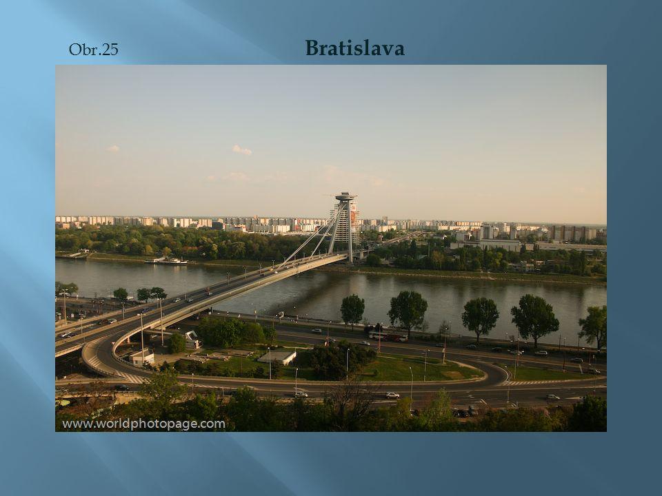 Obr.25 Bratislava