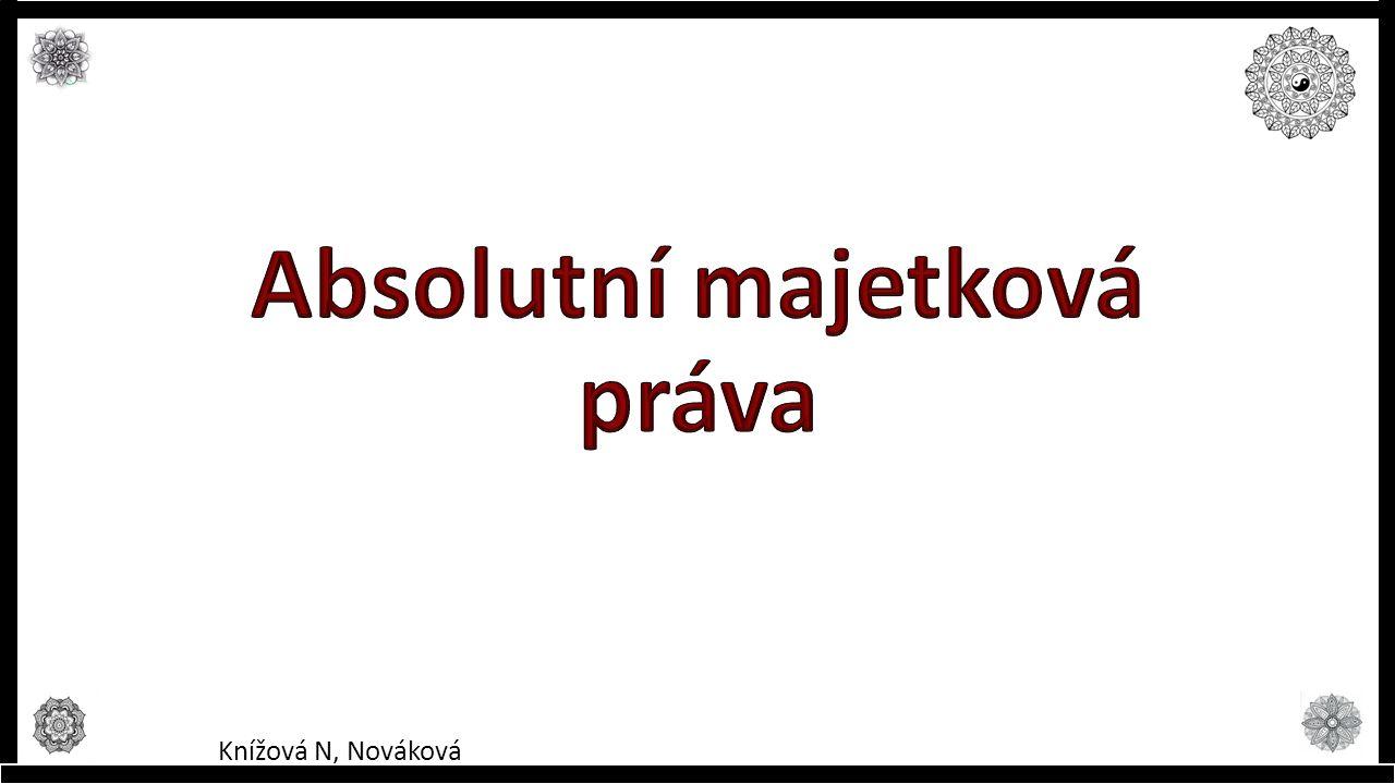 Knížová N, Nováková
