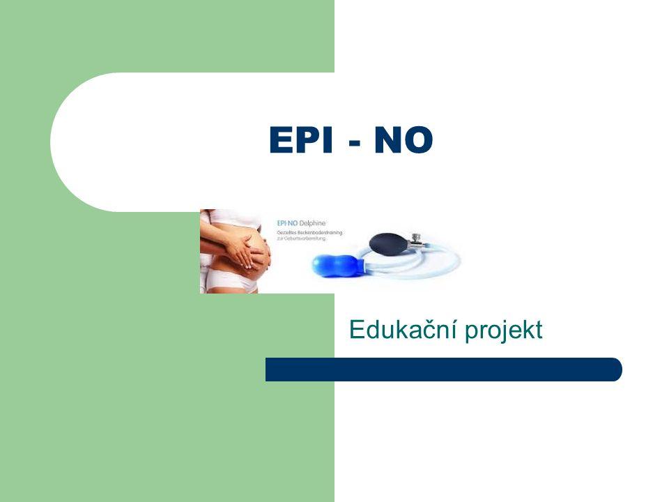 EPI - NO Edukační projekt