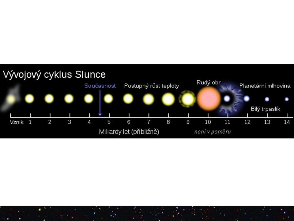 červený obr Betelgeuse