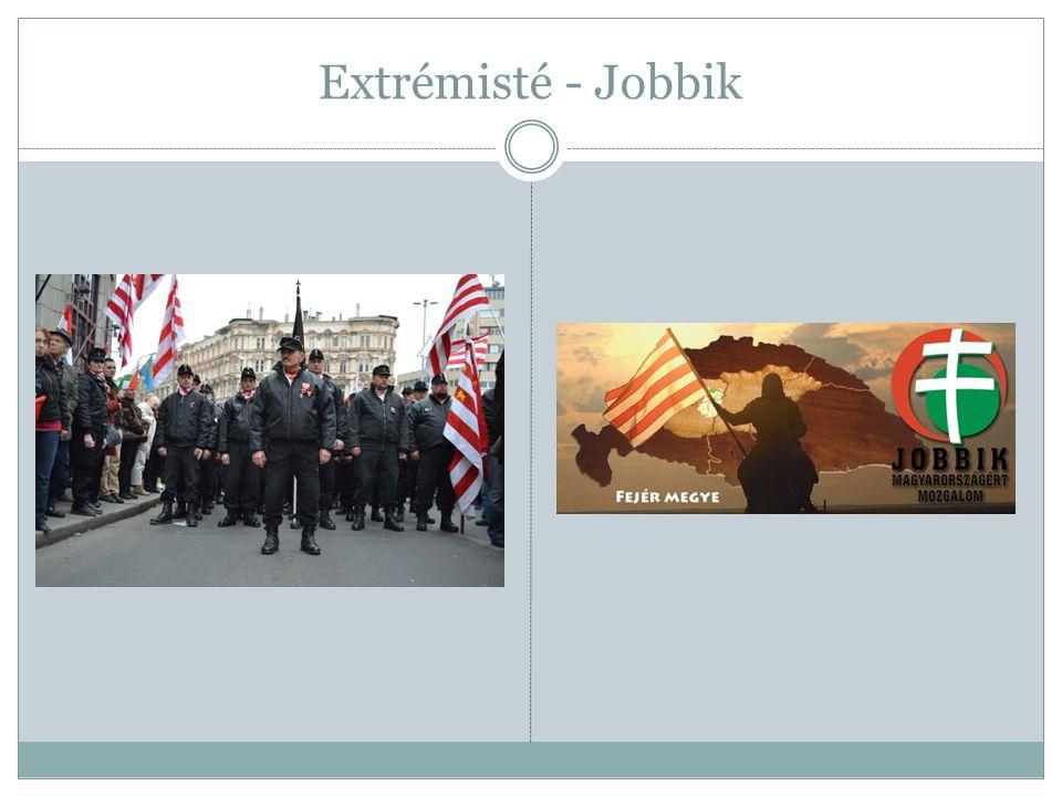 Extrémisté - Jobbik