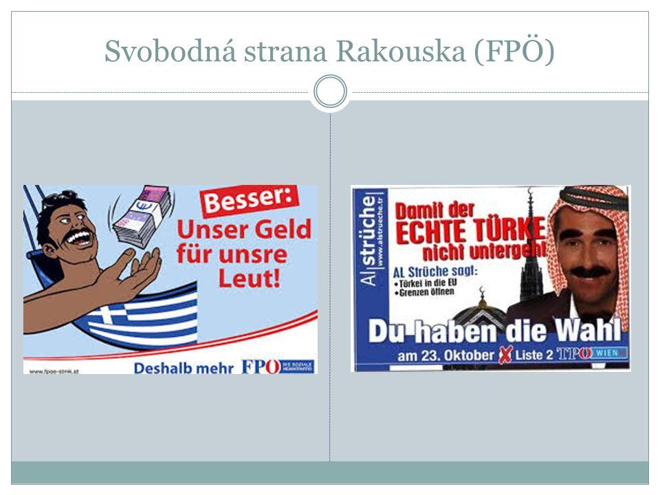 Svobodná strana Rakouska (FPÖ)