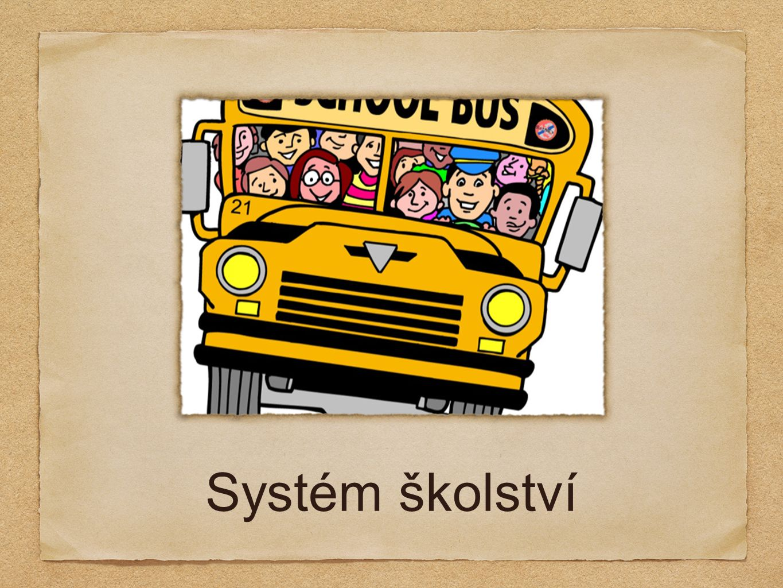 Které druhy škol znáš?