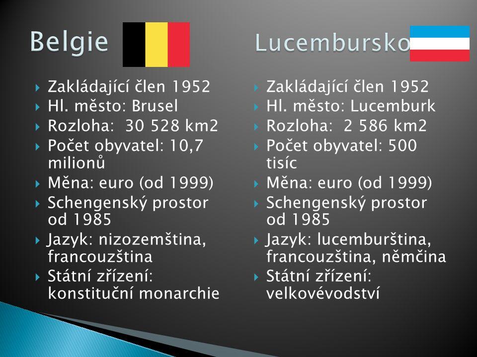  Vstup do EU: 2004  Hl.