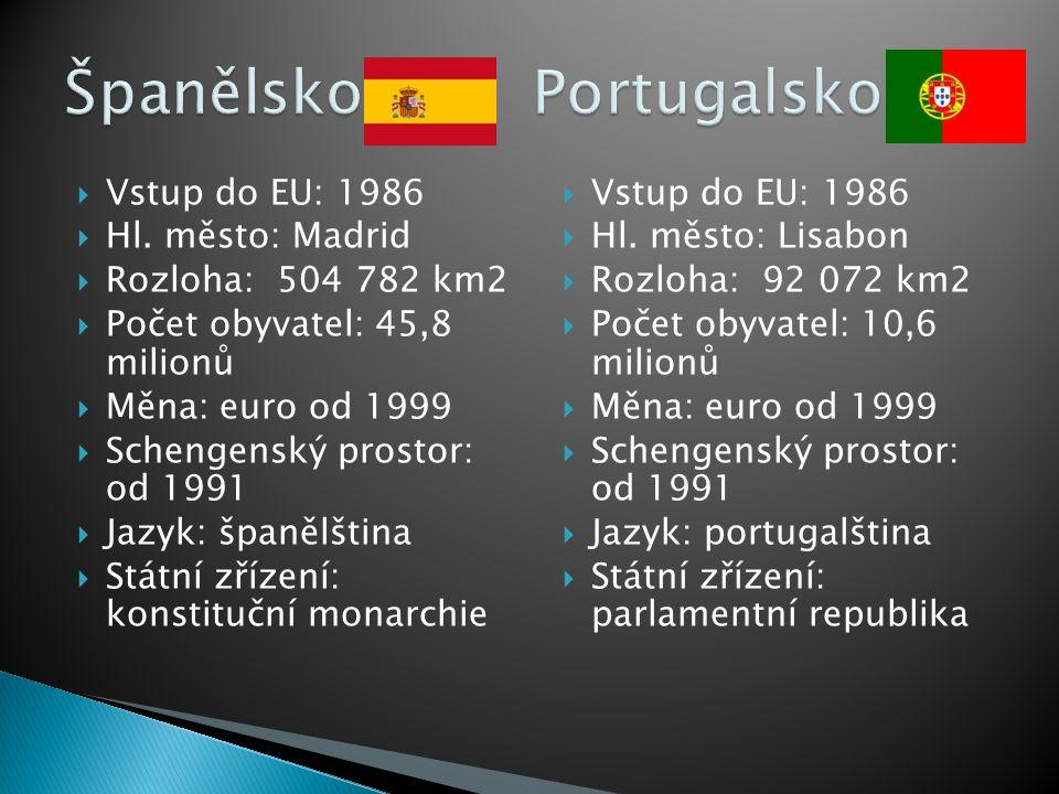  Vstup do EU: 1995  Hl.
