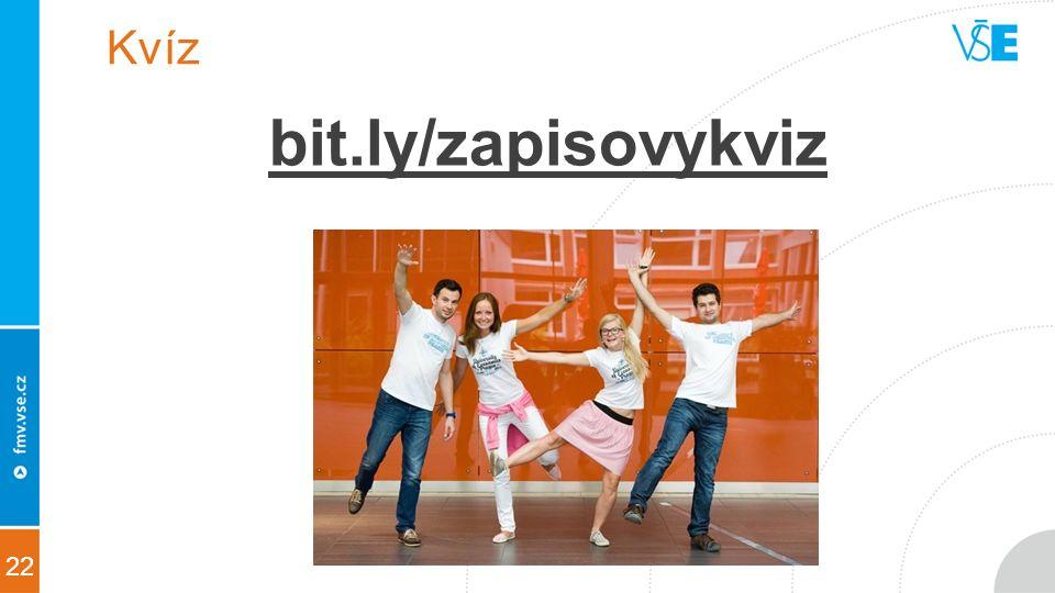 22 Kvíz bit.ly/zapisovykviz