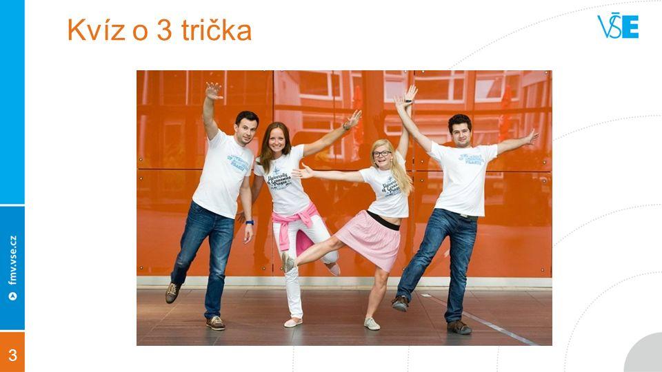 3 Kvíz o 3 trička