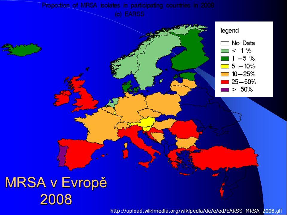http://upload.wikimedia.org/wikipedia/de/e/ed/EARSS_MRSA_2008.gif MRSA v Evropě 2008
