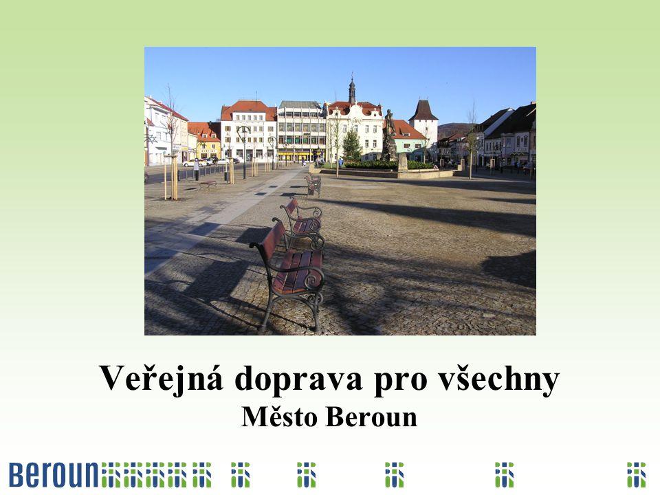 Veřejná doprava pro všechny Město Beroun