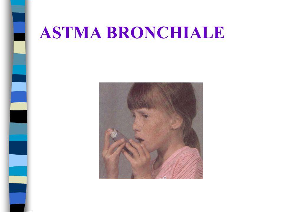 ASTMA BRONCHIALE
