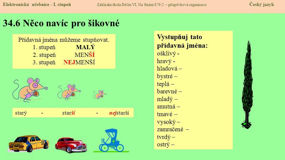 34.7 CLIL Elektronická učebnice - I.