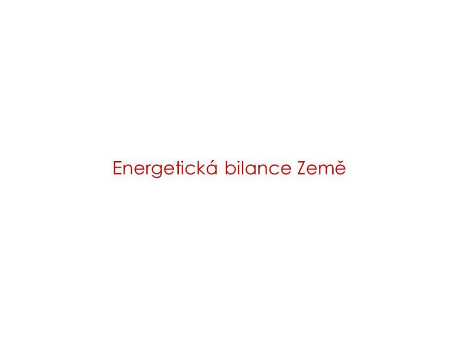 Energetická bilance Země