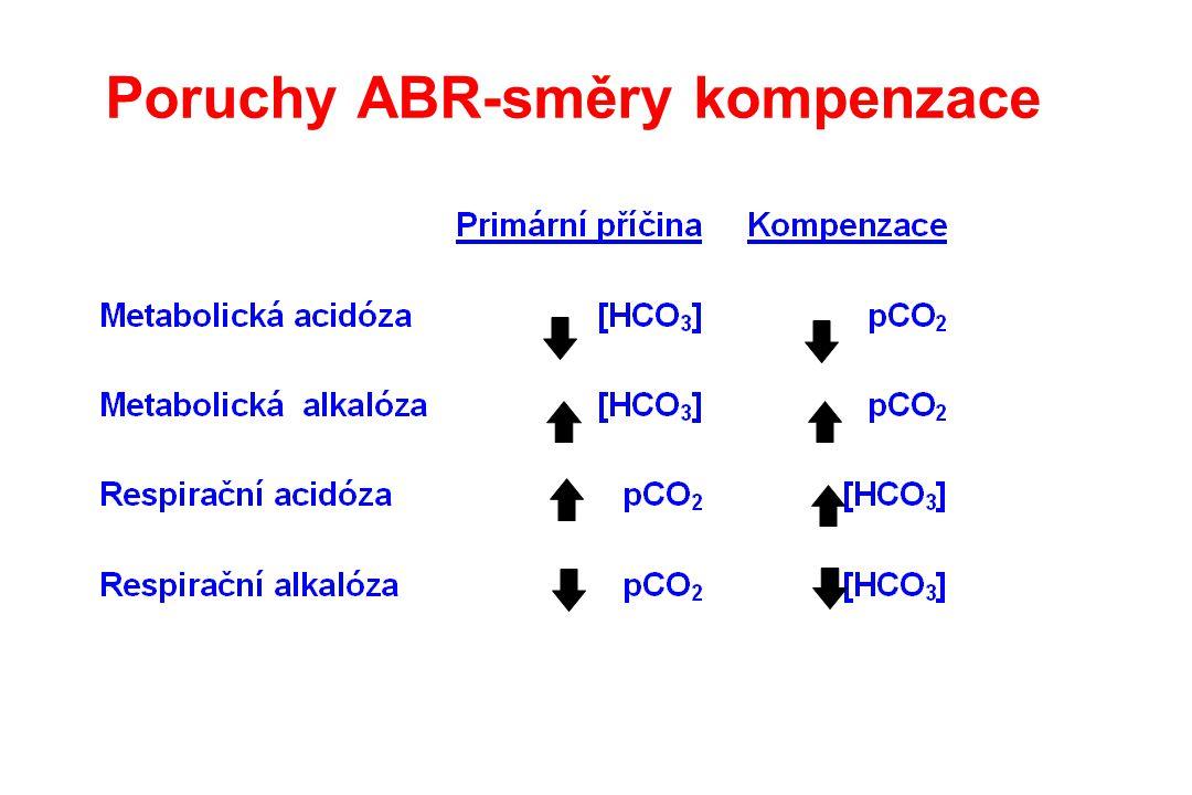 Poruchy ABR-směry kompenzace